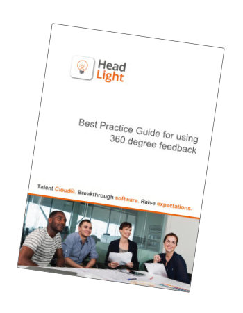 Good Practice for 360 degree feedback
