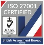 Head Light ISO 27001