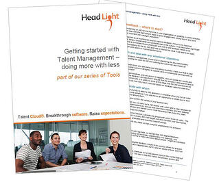 Getting started with talent management
