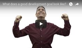 setting development goals